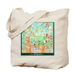 Vegetable Garden and Farmer's Market Tote Bag