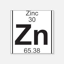 Element 30 - Zn (zinc) - Full Sticker