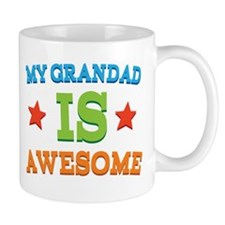 My Grandad Is Awesome Mug