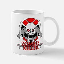 Zombie killer red Mug