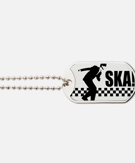 SKA On Dog Tags