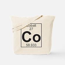 Element 27 - Co (cobalt) - Full Tote Bag