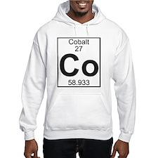 Element 27 - Co (cobalt) - Full Hoodie