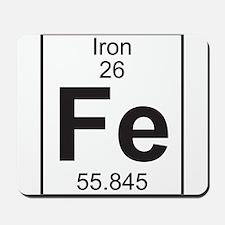 Element 26 - Fe (iron) - Full Mousepad