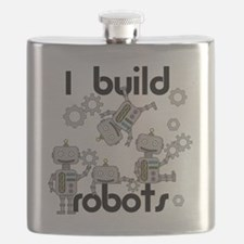 I Build Robots Flask