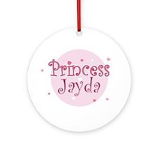 Jayda Ornament (Round)