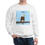 Animal Overachievers - Scout Eagle Sweatshirt