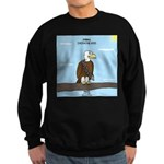 Animal Overachievers - Scout Eagle Sweatshirt (dar