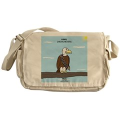 Animal Overachievers - Scout Eagle Messenger Bag