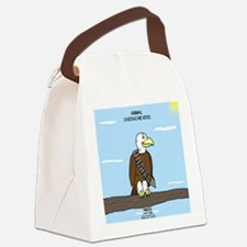Animal Overachievers - Scout Eagle Canvas Lunch Ba