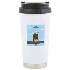 Animal Overachievers - Scout Eagle Travel Mug