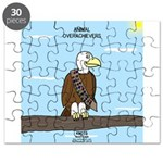 Animal Overachievers - Scout Eagle Puzzle