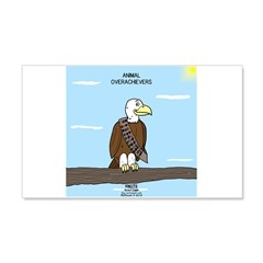Animal Overachievers - Scout Eagle Wall Decal