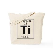 Element 22 - Ti (titanium) - Full Tote Bag