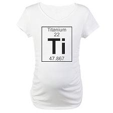 Element 22 - Ti (titanium) - Full Shirt