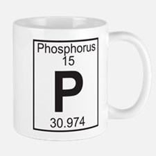 Element 15 - P (phosphorus) - Full Mug