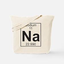 Element 11 - Na (sodium) - Full Tote Bag