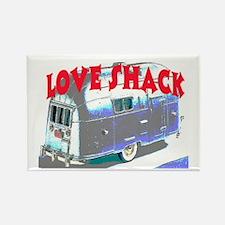 LOVE SHACK (TRAILER) Rectangle Magnet