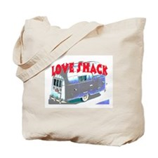 LOVE SHACK (TRAILER) Tote Bag