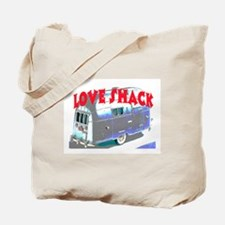 LOVE SHACK (TRAILER) Tote Bag