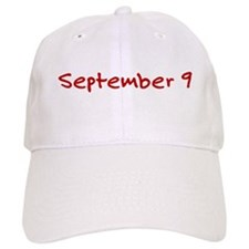 September 9 Cap