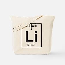 Element 3 - Li (lithium) - Full Tote Bag