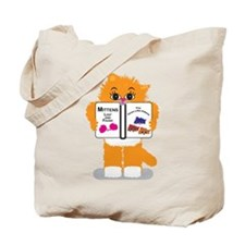 PurrsnicketyReader Tote Bag