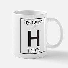 Element 1 - H (hydrogen) - Full Mug
