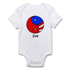 Zoe Infant Bodysuit