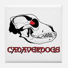 Cadaverdogs Tile Coaster