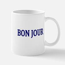 BON JOUR Mug