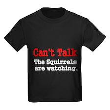 CANT TALK T-Shirt
