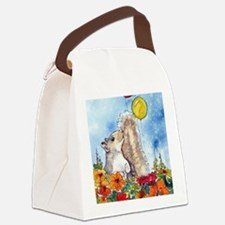 Whimsey Canvas Lunch Bag