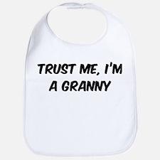 Trust Me: Granny Bib