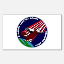 STS 28 Columbia Decal