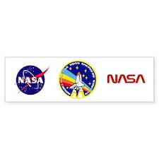Atlantis: STS 27 Bumper Sticker