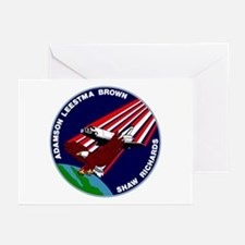 STS 28 Columbia Greeting Cards (Pk of 10)