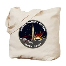 STS 26 Discovery Tote Bag