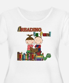 Reading is Fu T-Shirt
