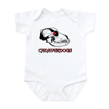 Cadaverdogs Infant Bodysuit