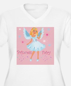 Princess Fairy On T-Shirt