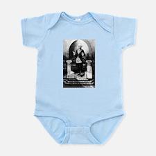 Washington as a mason - 1868 Infant Bodysuit