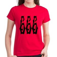 Red Gryphon 666 Tee