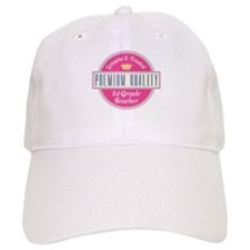 Genuine 1st Grade Teacher Baseball Cap