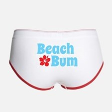 Beach Bum Women's Boy Brief