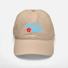 Beach Bum Baseball Baseball Cap