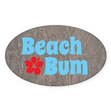 Beach Bum Decal