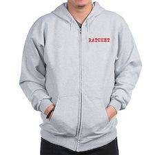 Ratchet Zip Hoody