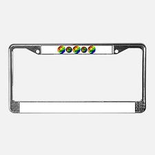 Scorpio - License Plate Frame