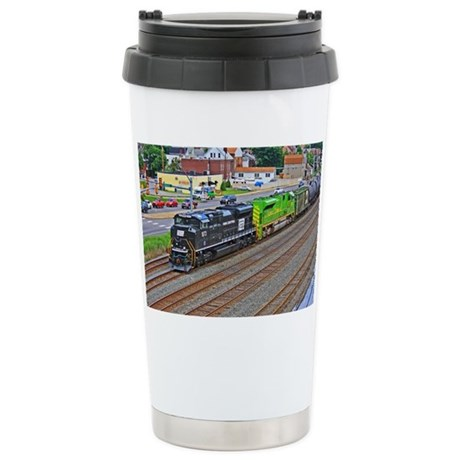 Norfolk Southern Heritage. Stainless Steel Travel